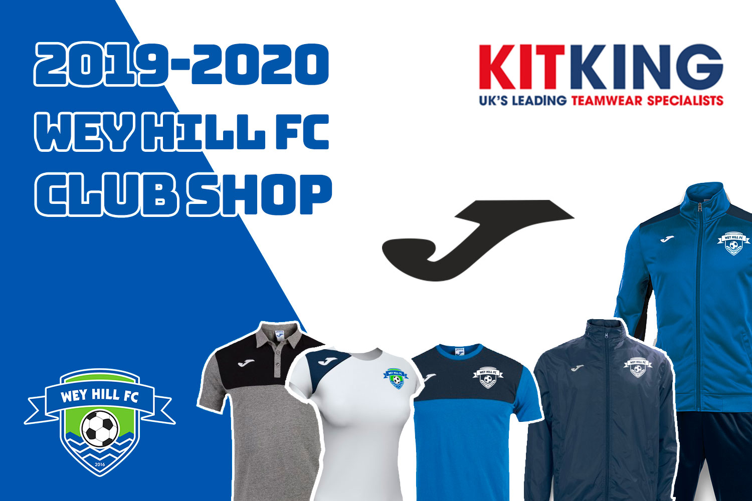 , New Online Club Shop